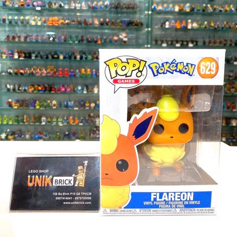 FUNKO POP Pokemon 629 Flareon