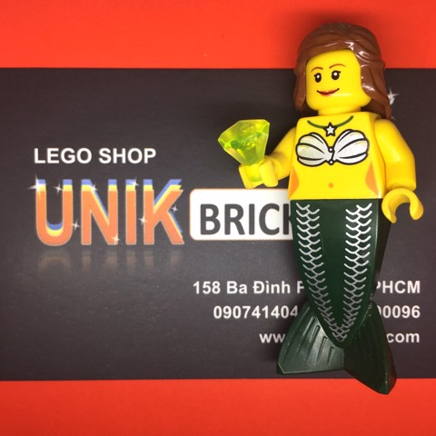 LEGO Mermaid No 2