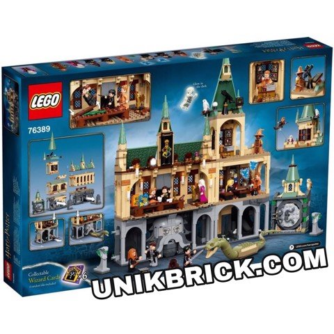 [HÀNG ĐẶT/ ORDER] LEGO Harry Potter 76389 Hogwarts Chamber of Secrets