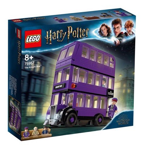 [CÓ SẴN] LEGO Harry Potter 75957 The Knight Bus