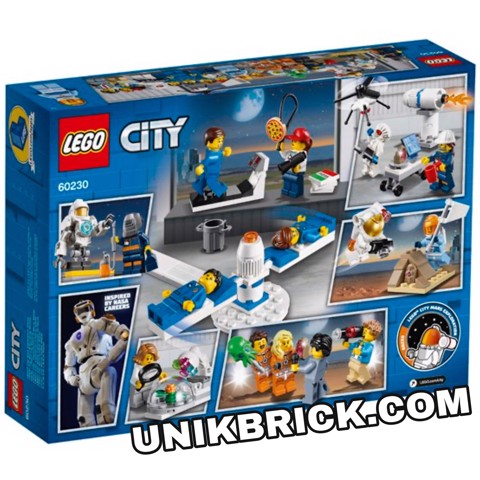 [CÓ HÀNG] LEGO City 60230 People Pack Space Research and Development