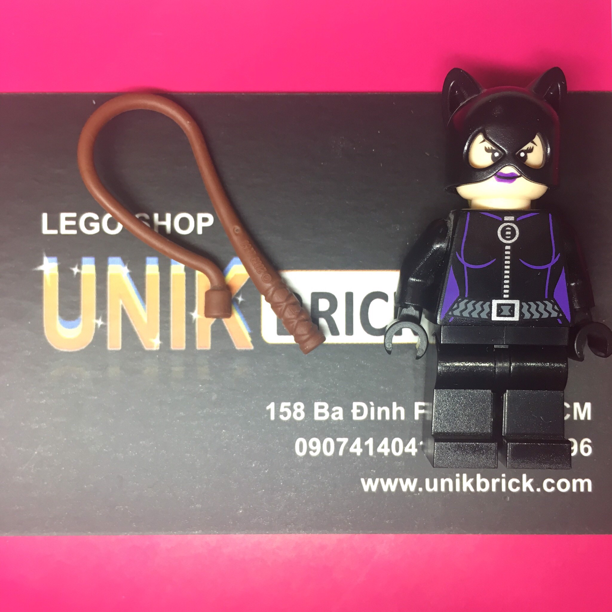 LEGO DC Super Heroes Catwoman