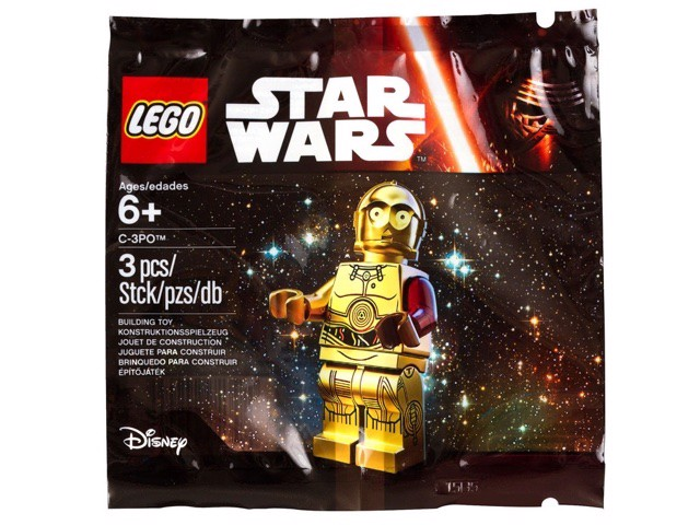 LEGO Star Wars 5002948 C-3PO Polybag