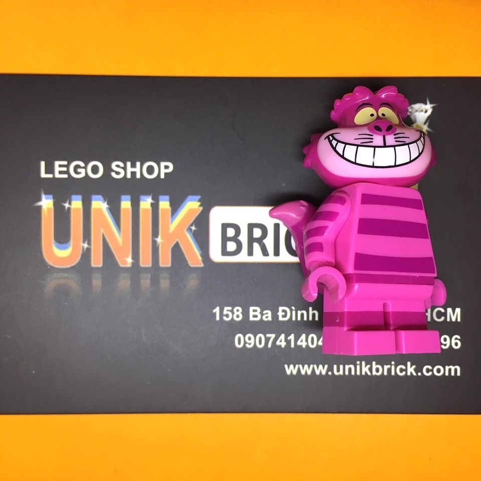 LEGO Cheshire Cat Series Disney