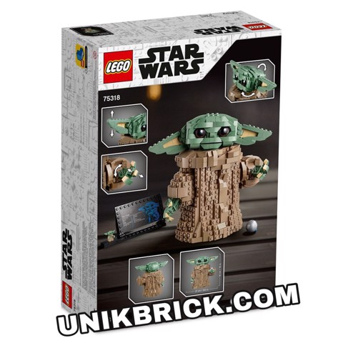 [CÓ HÀNG] LEGO Star Wars 75318 The Child Baby Yoda