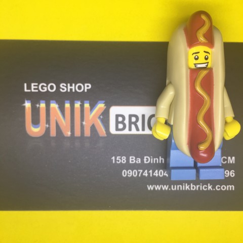 LEGO Hot Dog Man (Series 13)