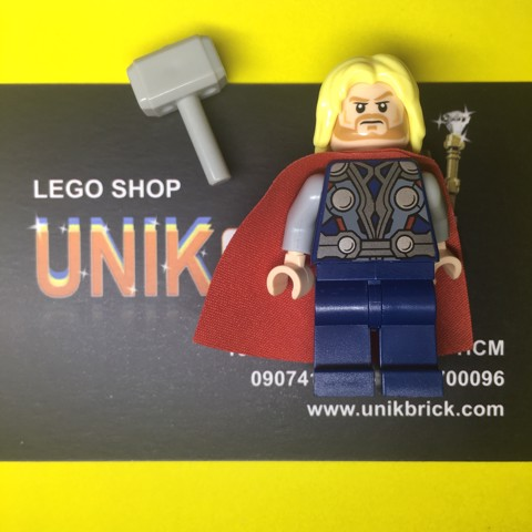 LEGO Marvel Super Heroes Thor No 1