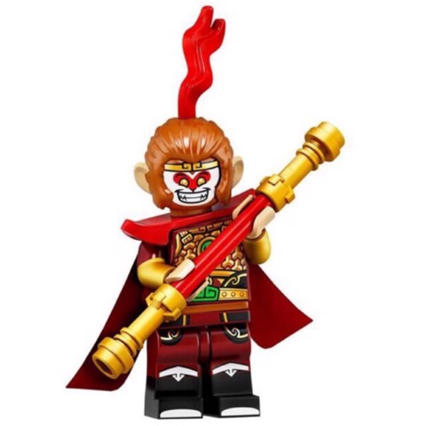 LEGO Monkey King Collectible Minifigures Series 19