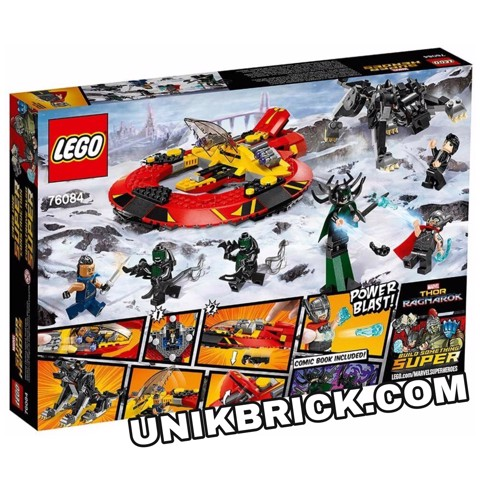 [CÓ HÀNG] LEGO Marvel 76084 The Ultimate Battle for Asgard