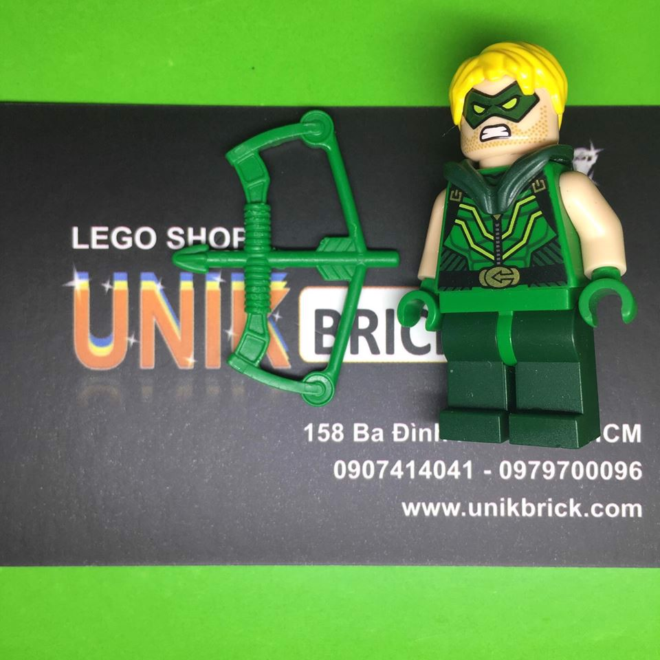 Lego Green Arrow trong DC Super Heroes