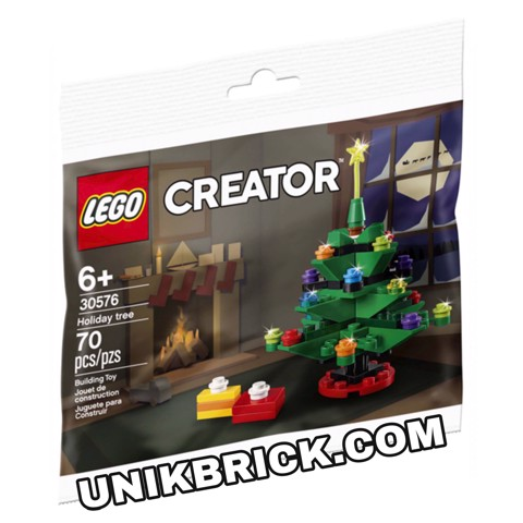 LEGO Creator 30576 Holiday Tree Polybag