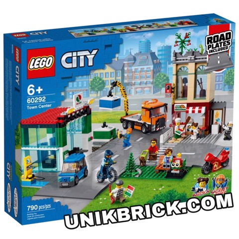 [HÀNG ĐẶT/ ORDER] LEGO City 60292 Town Center