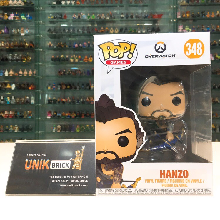 FUNKO POP Overwatch 348 Hanzo