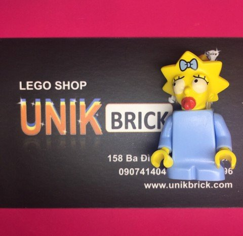 LEGO Maggie Simpson Series The Simpsons No 2