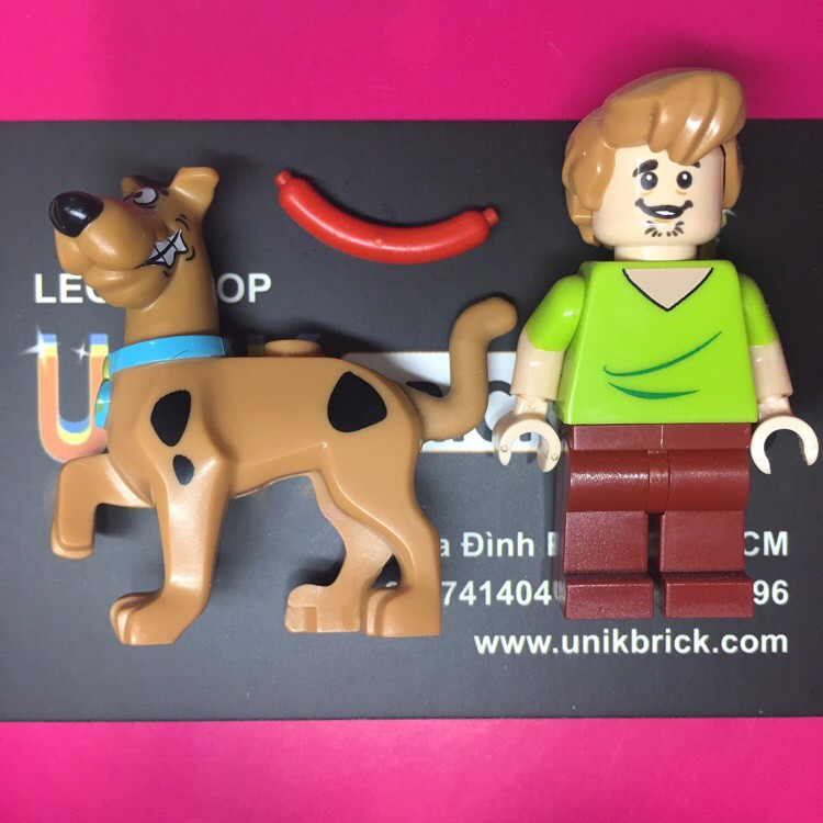 LEGO Combo Scooby Doo and Shaggy