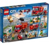 [HÀNG CÓ SẴN] LEGO City 60214 Burger Bar Fire Rescue