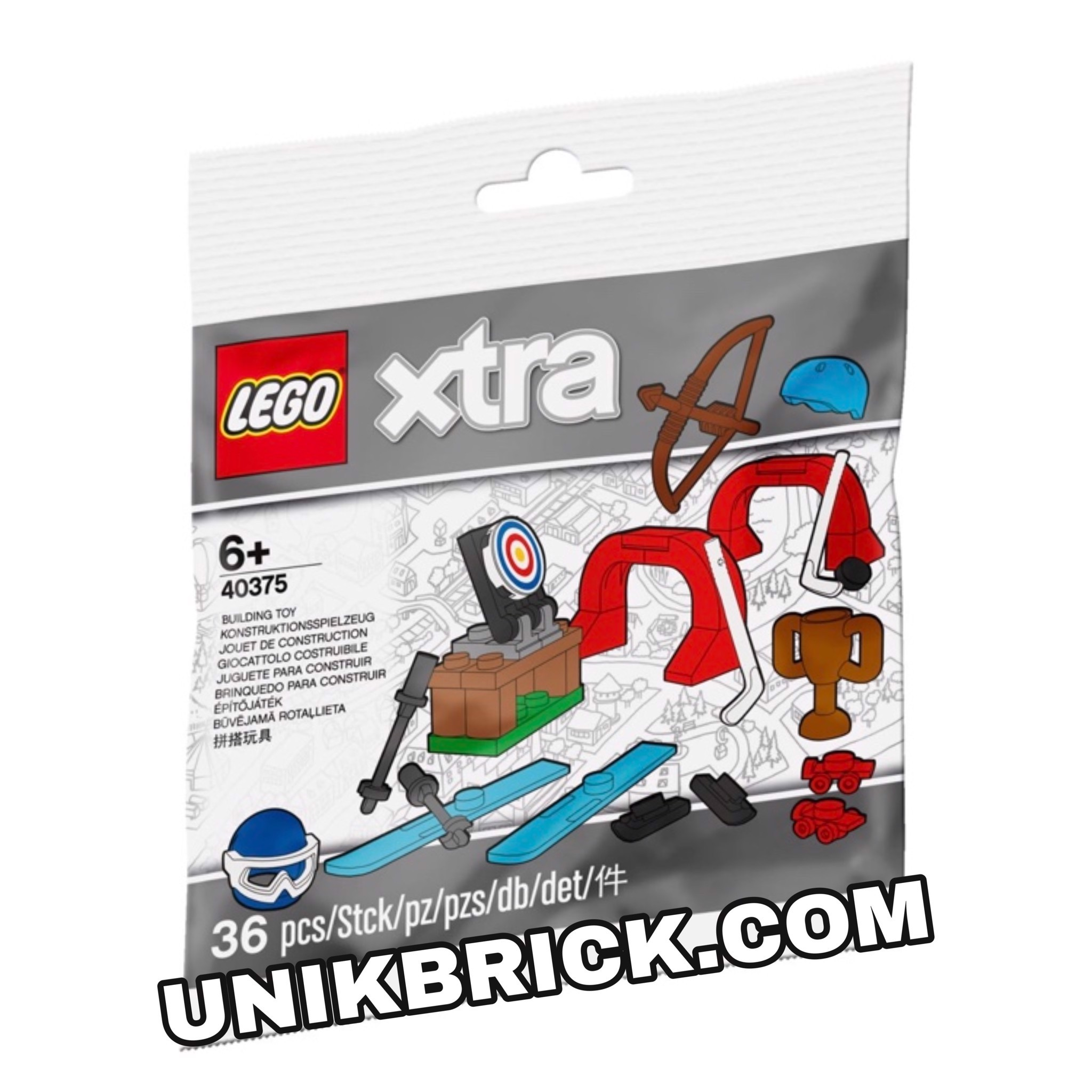 LEGO Xtra 40375 Sports Accessories Polybag