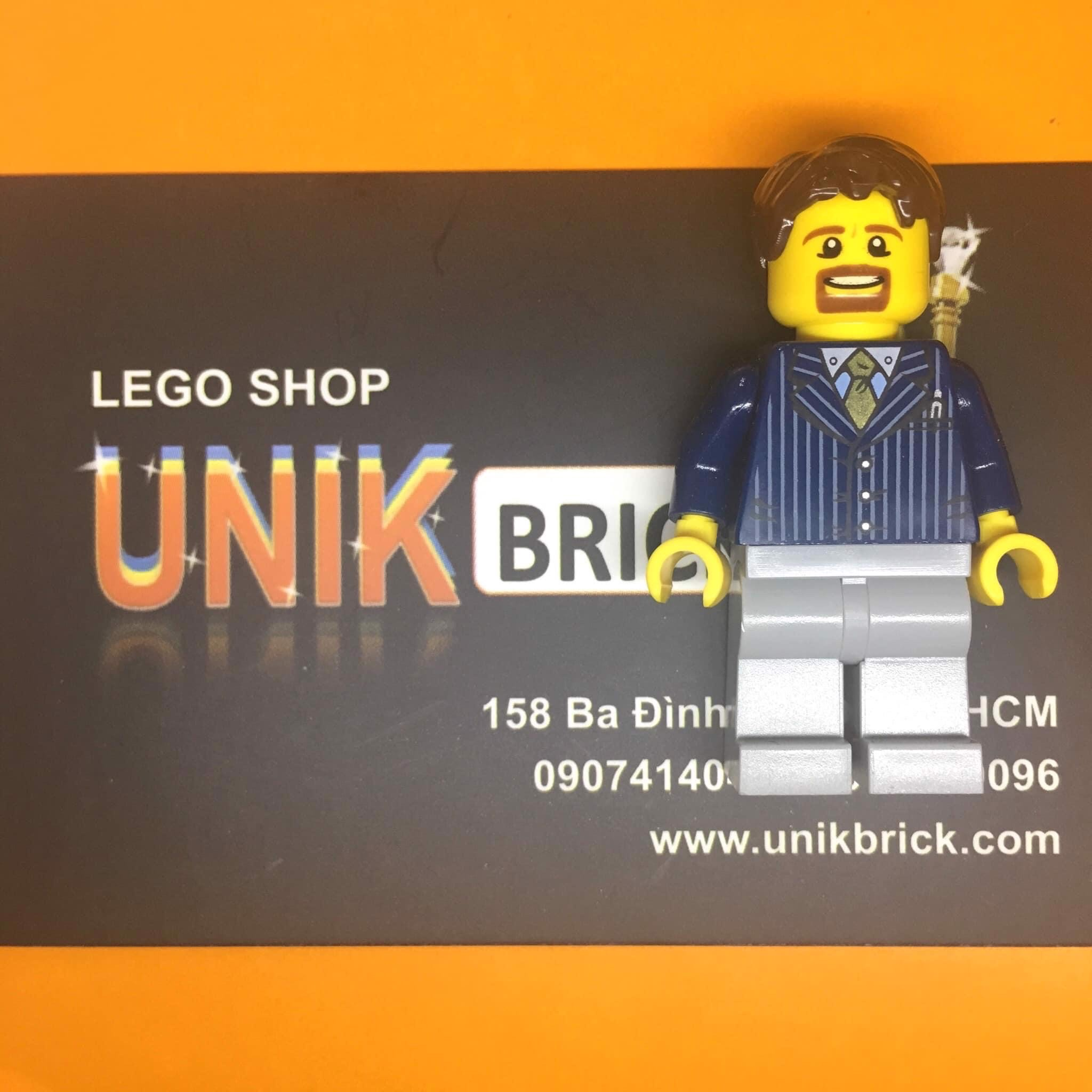 LEGO City Businessman