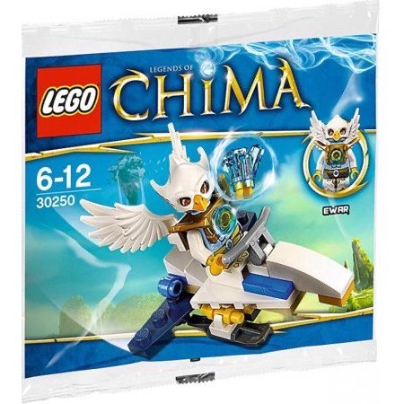 LEGO Chima 30250 Ewar's Acro Fighter Polybag