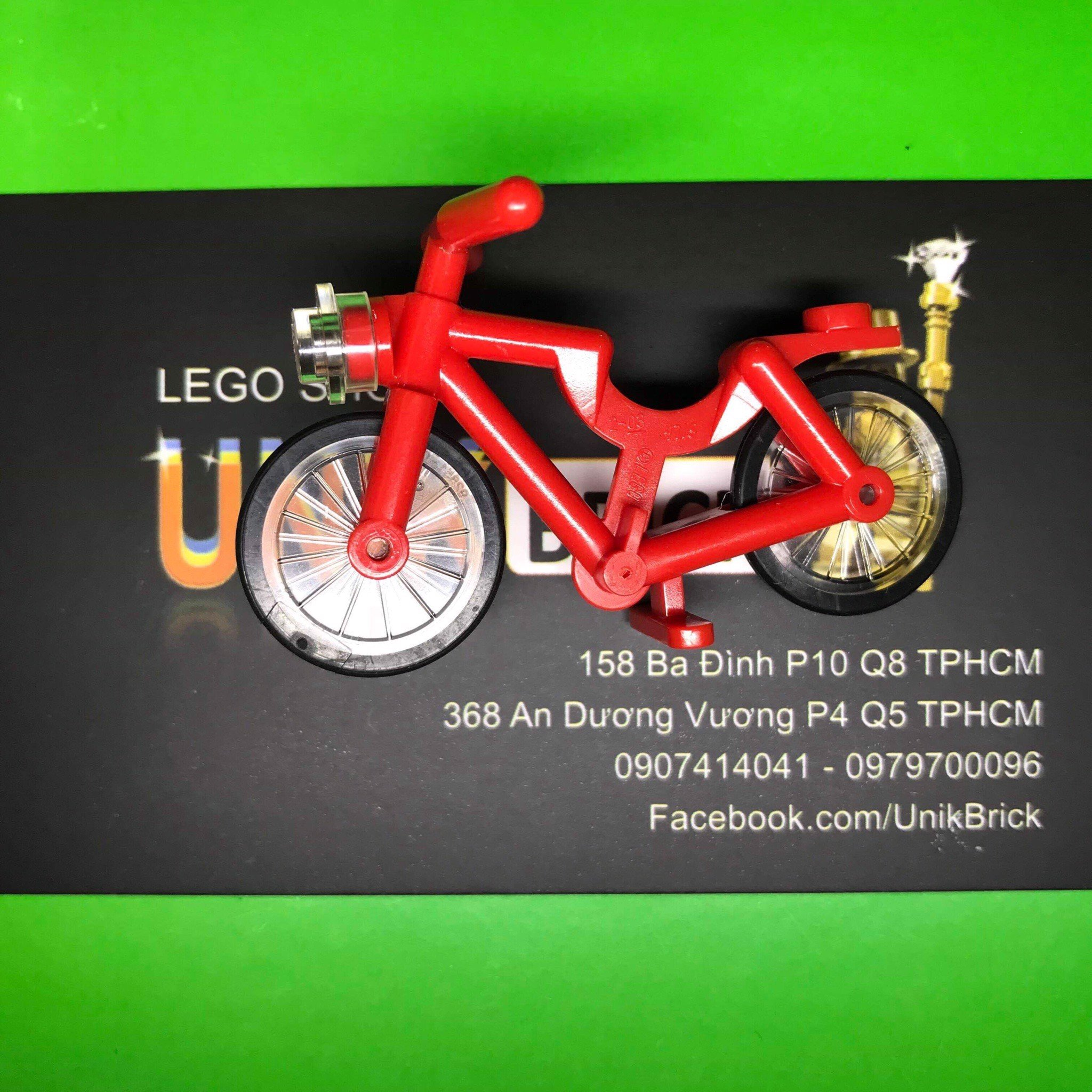 LEGO City Red Bike