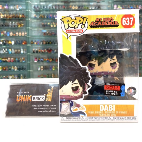 FUNKO POP My Hero Academia 637 Dabi