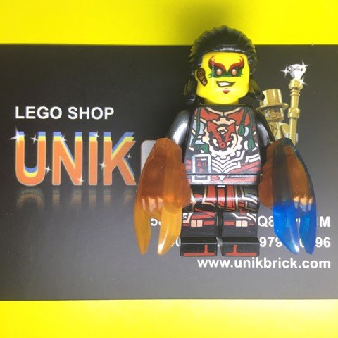 LEGO Ninjago Krux Time Twin Young