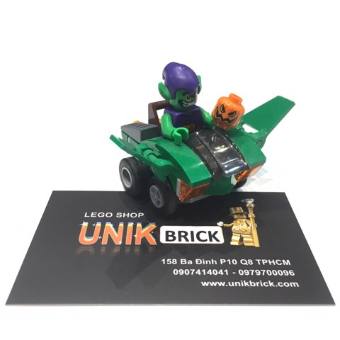 LEGO Marvel Green Goblin Mighty Micros
