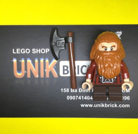 LEGO The Hobbit Gloin The Dwarf