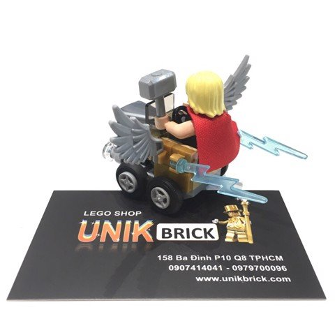LEGO Marvel Thor Mighty Micros