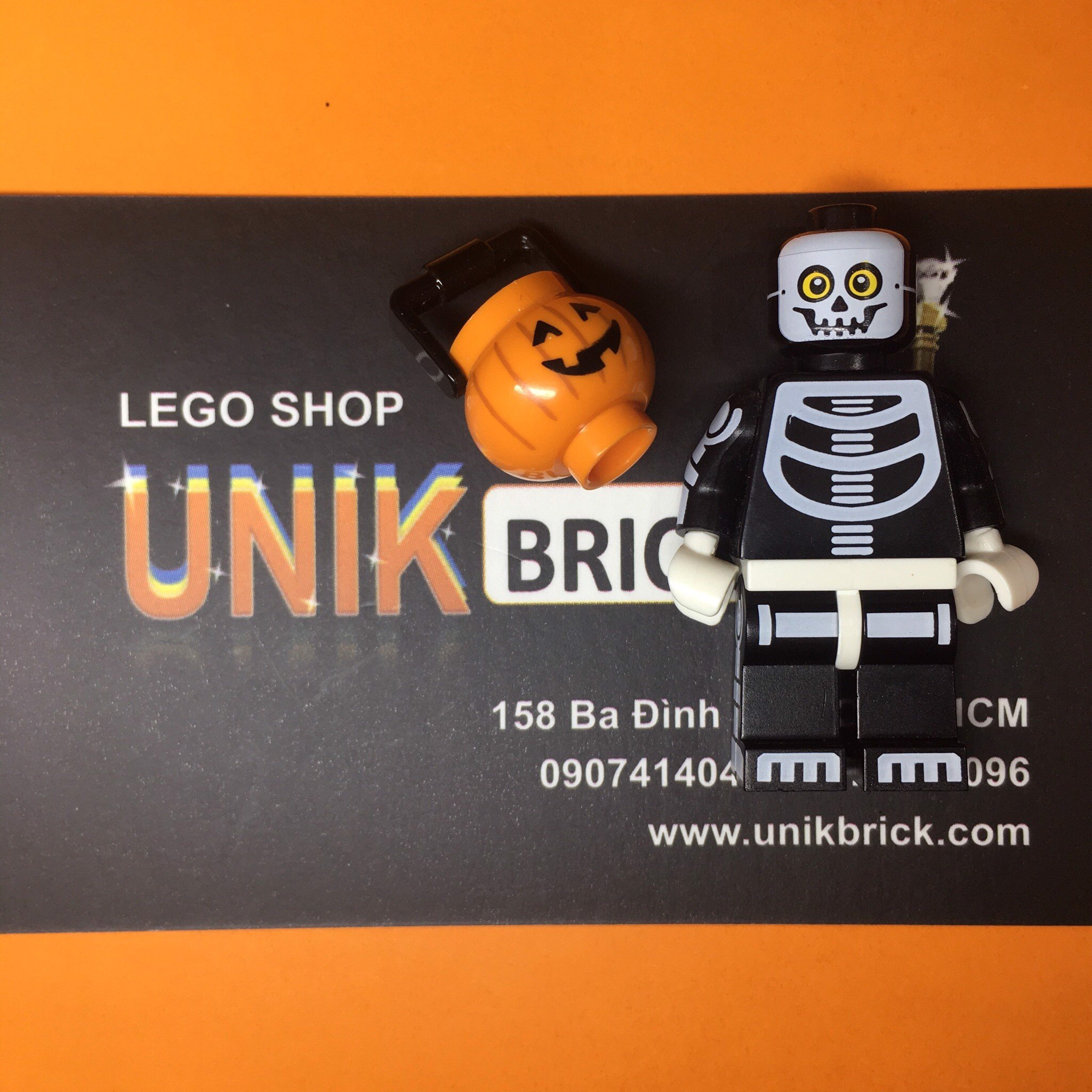 LEGO Skeleton Guy (Series 14)