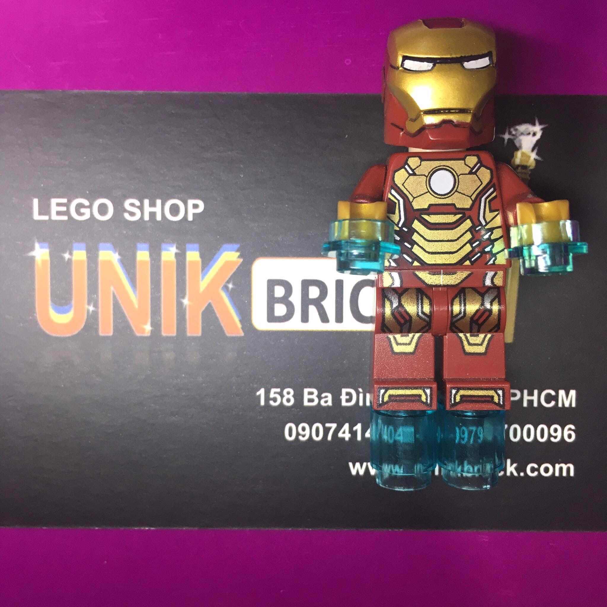 LEGO Marvel Iron Man Mark 42