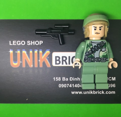 LEGO Star Wars Rebel Commando No 3