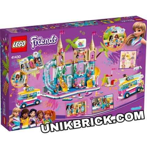[HÀNG ĐẶT/ ORDER] LEGO Friends 41430 Summer Fun Water Park