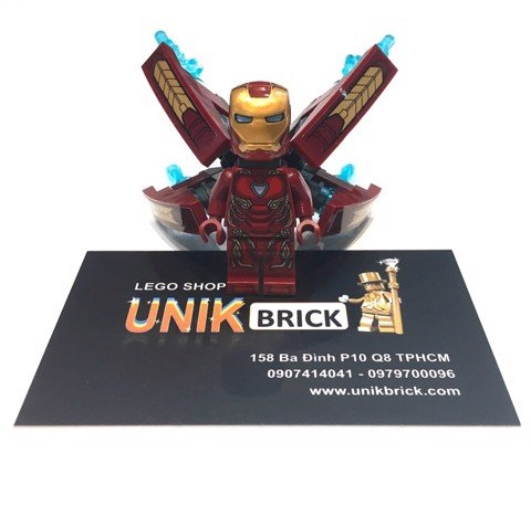 LEGO Marvel Super Heroes Iron Man Mark 50