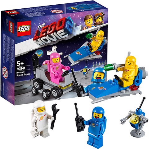 LEGO 70841 The LEGO MOVIE 2 Benny's Space Squad