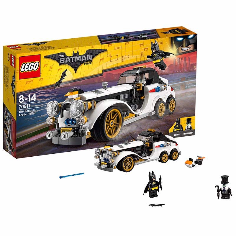 LEGO DC Super Heroes 70911 The Penguin Arctic Roller