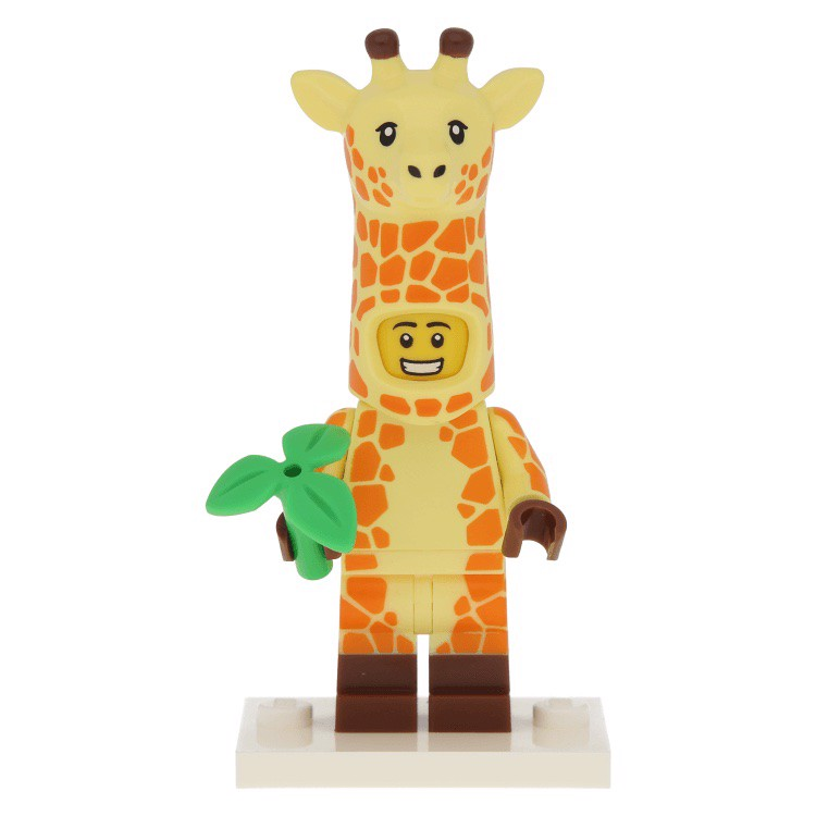 LEGO Giraffe Guy (The LEGO Movie 2 Series)