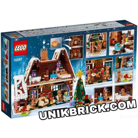 [HÀNG ĐẶT/ ORDER] LEGO Creator 10267 Gingerbread House