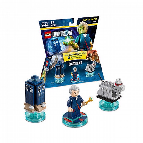 LEGO Dimensions 71204 Dr WHO