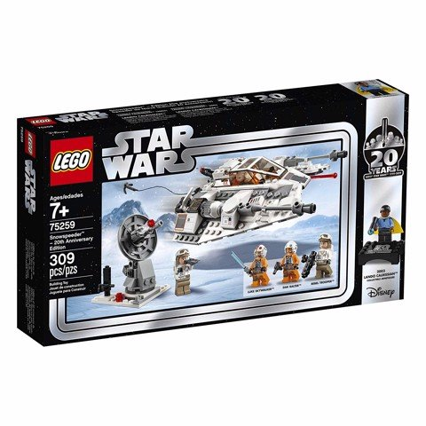 [CÓ SẴN] LEGO Star Wars 75259 Snowspeeder 20th Anniversary Edition