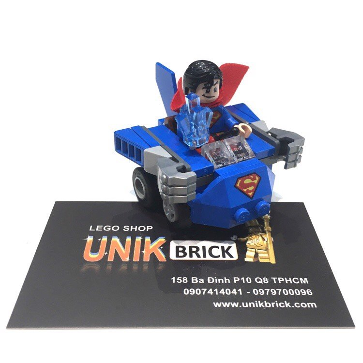 LEGO DC Comics Superman Mighty Micros