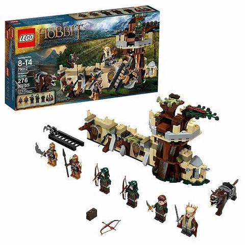 [CÓ SẴN] LEGO The Hobbit 79012 Mirkwood Elf Army