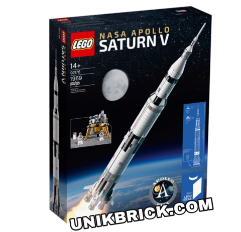 [CÓ HÀNG] LEGO Ideas 92176 LEGO NASA Apollo Saturn V