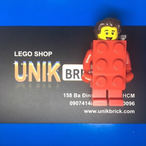 LEGO Brick Suit Guy Series 18
