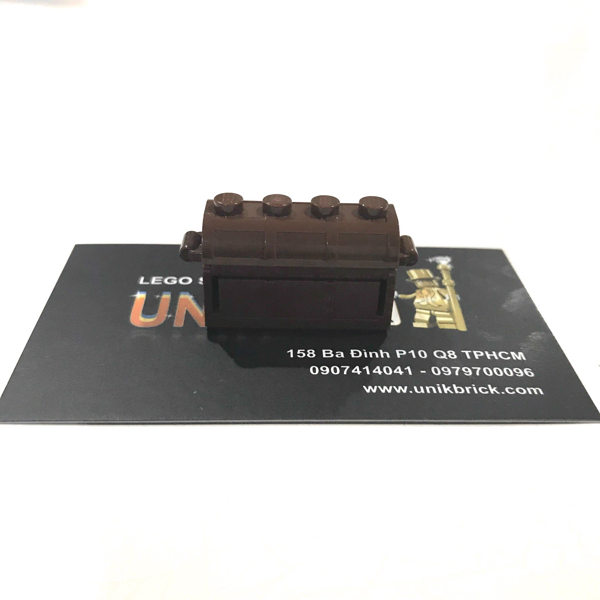 LEGO Brown Chest