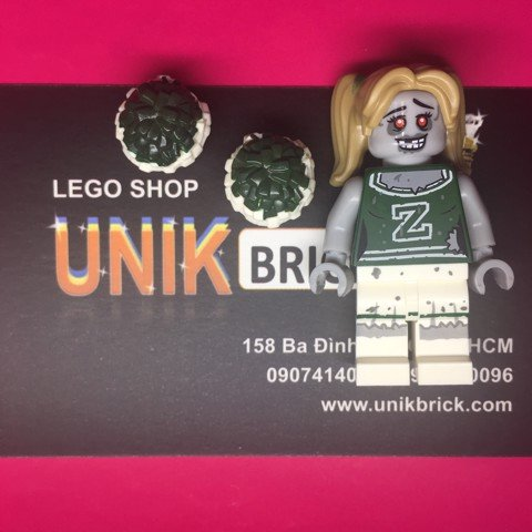LEGO Zombie Cheerleader (Series 14)