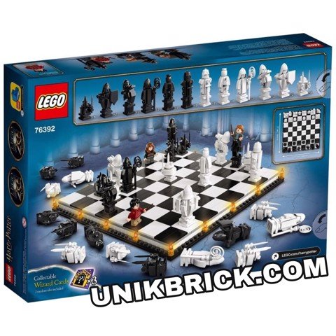 [HÀNG ĐẶT/ ORDER] LEGO Harry Potter 76392 Hogwarts Wizard's Chess
