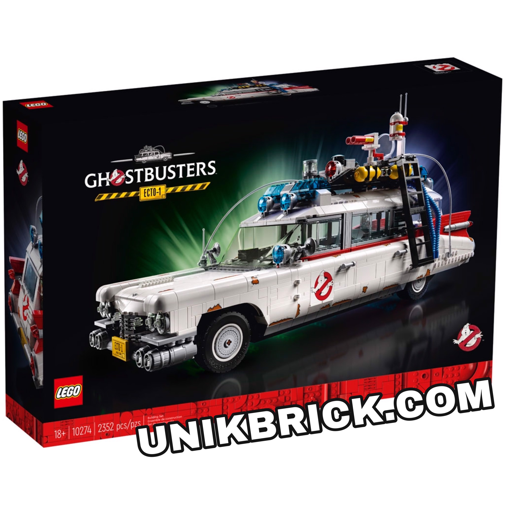 [HÀNG ĐẶT/ ORDER] LEGO Creator 10274 Ghostbusters ECTO-1