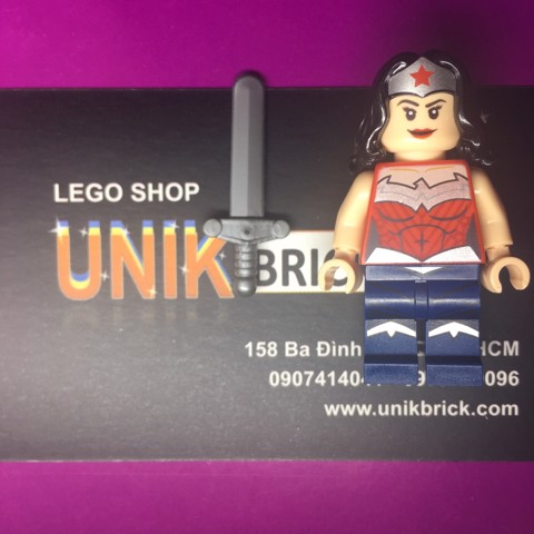 LEGO DC Super Heroes Wonder Woman