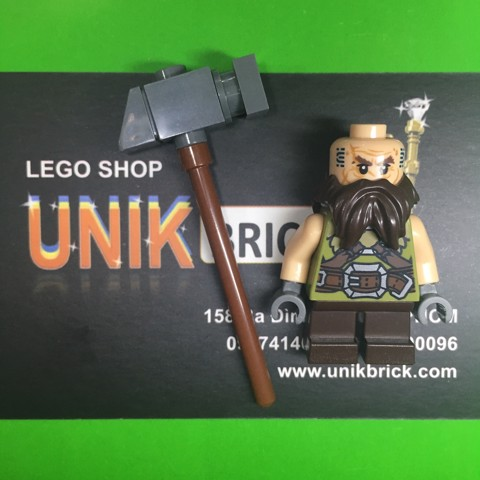 LEGO The Hobbit Dwalin The Dwarf